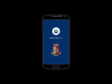 #MERCURIOPIUSICUREZZA per la Polizia la Sala Operativa è nello smartphone. VIDEO