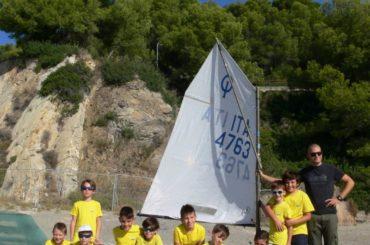 Vela d' altura in Liguria sabato ad Andora la October Cup