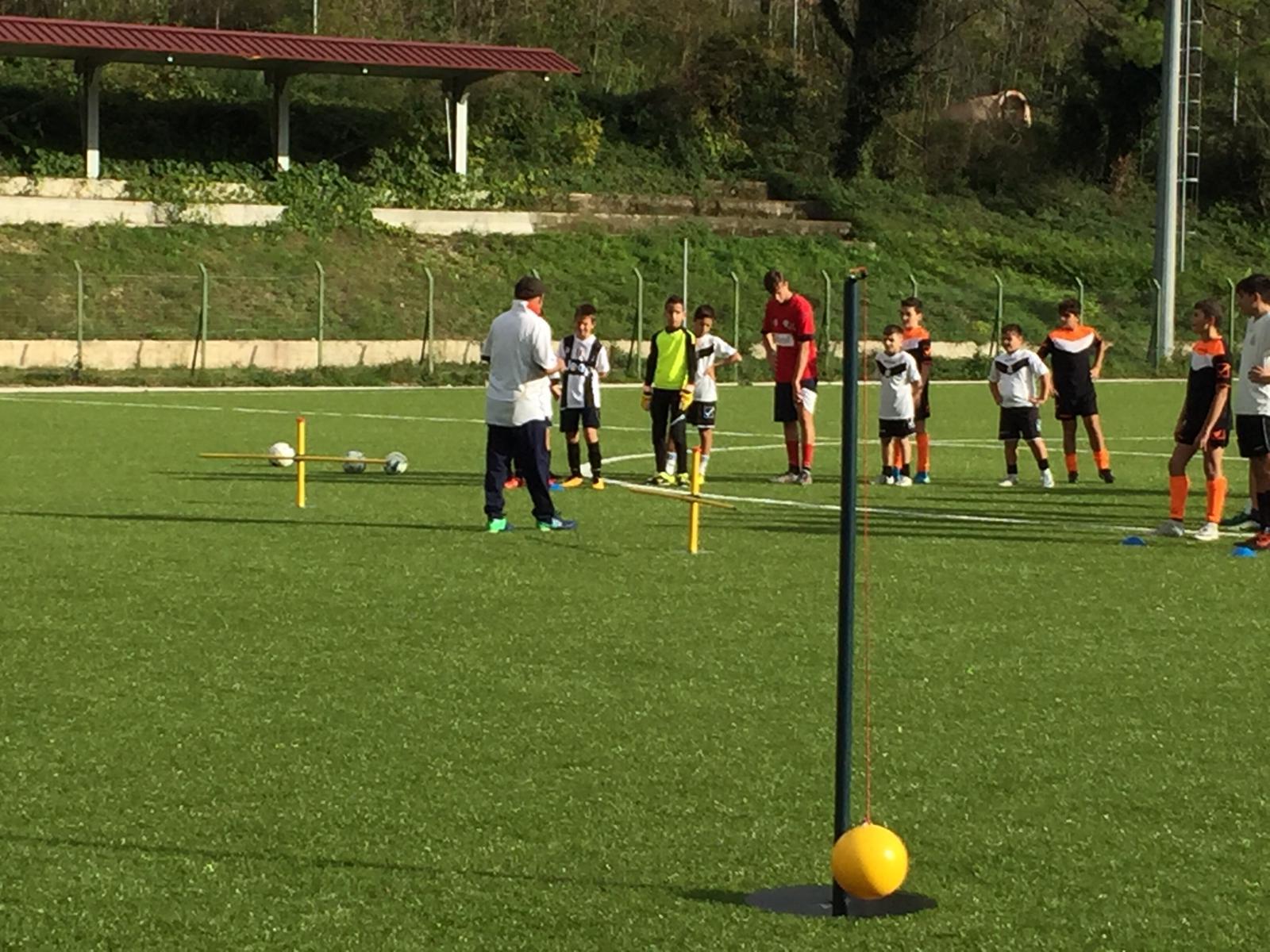 San Potito Sannitico alta formazione con Ernesto Nani: un successo