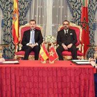 Visita ufficiale del Re Felipe VI di Spagna in Marocco. Firmati nuovi accordi d'impulso al partenariato strategico multidimensionale