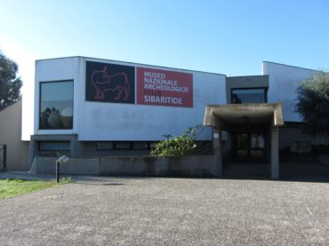 MONITORAGGIO CIVICO  Museo Nazionale Archeologico della Sibaritide – Cassano allo Ionio