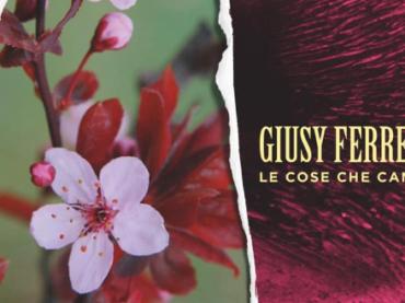 """Giusy Ferreri """"Le cose che canto"""" è il nuovo singolo"""