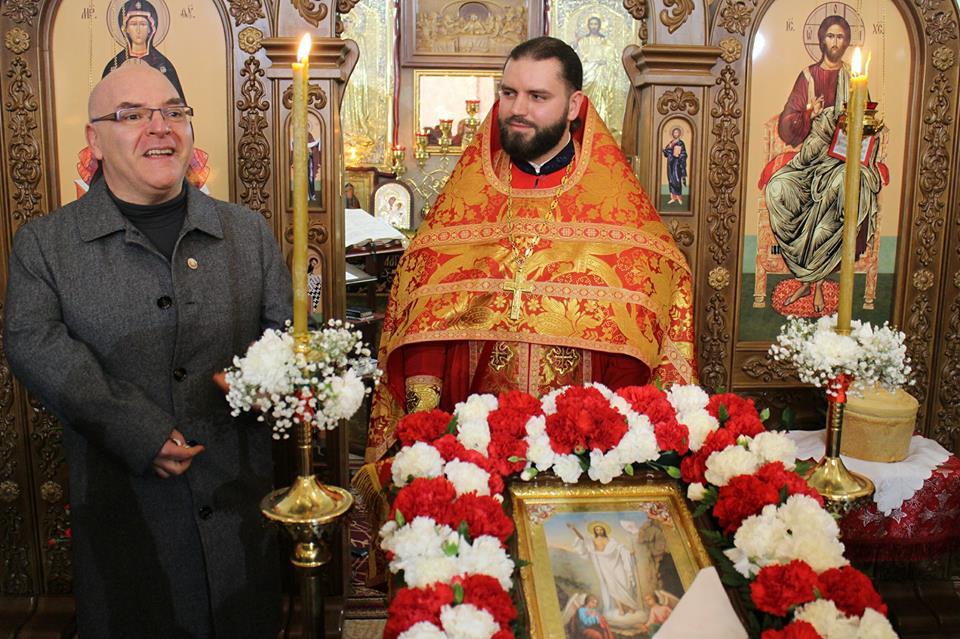 Calendario Ortodosso Rumeno 2020.Solenne Celebrazione Della Pasqua Ortodossa Anche A Cagliari
