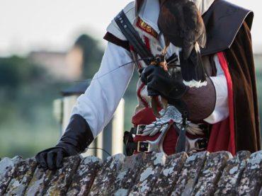 La Fortezza Medicea di Arezzo  ospita la magia delChimera Comix