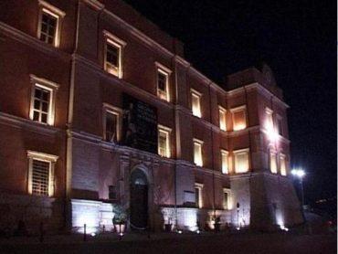 Serata al fresco  Evasione culturale a Palazzo Arnone  Cosenza