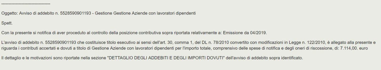 Sardegna: mail truffa ad aziende. Attenzione