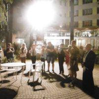 La Mare Tempestoso successo ad Albenga