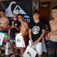 2^ tappa Campionato Nazionale Giovanile Slalom – Firerace 120   I nomi dei vincitori