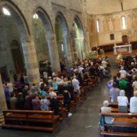 Liguria Ad Albenga i funerali di Ravera