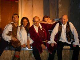 Liguria Teatro I Senzatetto in scena stasera a Finale Ligure