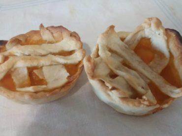Le crostatine alle albicocche, la nostra ricetta semplice