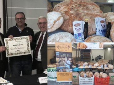 Donato Taronna e il suo pane di Monte di tra i 30 migliori d'Italia. Monte Sant'Angelo è orgogliosa