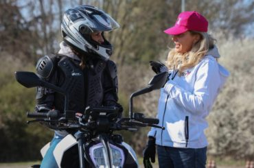 """LA MOTO È SEMPRE PIÙ """"ROSA, BIKERX PROTAGONISTA A EICMA 2019"""
