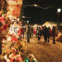 Il Mercatino di Natale più grande d'Italia a Il Magico Paese di Natale di Govone