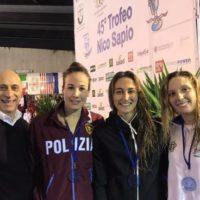 Pilato, Quadarella e Carraro illuminano il 46° Trofeo Nico Sapio alla Sciorba di Genova