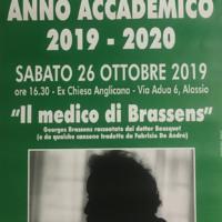 Unitre in Liguria Sabato ad Alassio con il teatro il via dei corsi all' Unitre