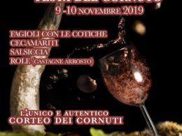 La Sagra della Rola-Festa del Cornuto Comune di Rocca Canterano