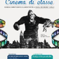 """""""Cinema di classe"""", progetto dell'Associazione Sintetika con il sostegno di Miur e Mibact"""
