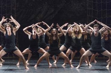 """TEATRO POLITEAMA   """"Vivianesque"""", attualità opere Viviani in danza contemporanea"""