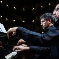FabioFuria e il duo pianistico Schiavo-Marchegiani, protagonisti a Iglesias del Festival Internazionale di Musica da Camera