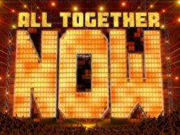 """""""All together now"""" inizia oggi 4 dicembre in prima serata"""