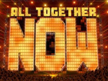 """All together now"" inizia oggi 4 dicembre in prima serata"