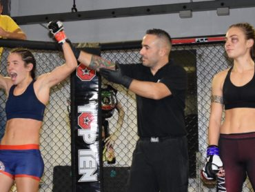 """Il """"Fight club championship 5"""" è di Michela Demontis"""
