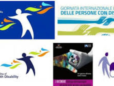3 DICEMBRE GIORNATA INTERNAZIONALE DELLE DISABILITA'