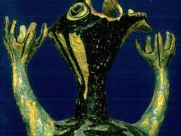 """Vietri sul Mare: """"Negritudine della ceramica vietrese. Da Riccardo Dòlker a Salvatore Procida"""""""