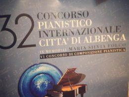 Musica in Liguria Tutto pronto per il 32° Concorso Pianistico Città di ALbenga