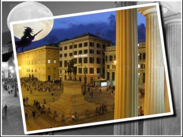 """""""La Befana Vien di Notte""""     Mistery Tour con Cena presso  Le Terrazze di Palazzo Ducale"""