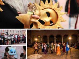 Ferrara torna ai fasti del Rinascimento per il Carnevale degli Este