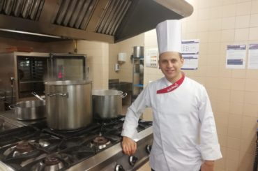 """Le prelibatezze degli chef internazionali nei ristoranti aziendali Seconda edizione di """"Global Chef"""""""