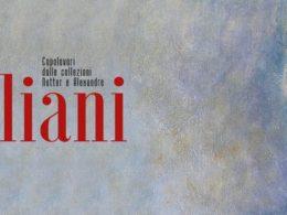 """""""Modigliani e l'avventura di Montparnasse"""", la mostra a Livorno con affluenza record con oltre 110.000 visitatori in tre mesi e dieci giorni"""