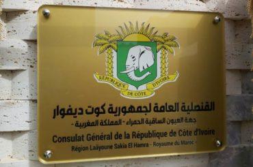 La Repubblica della Costa d'Avorio apre un consolato generale a Laâyoune in Marocco