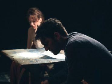 """Teatro Diana di Nocera Inferiore """"Settanta volte sette"""" pièce pluripremiata Compagnia Controcanto Collettivo"""