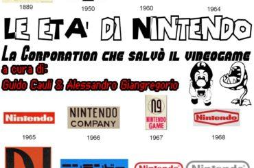 """Bari """"Le età di Nintendo: La Corporation che salvò il videogame"""""""