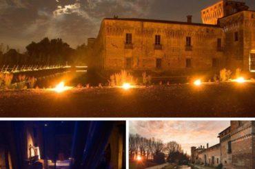 Aperture serali del quattrocentesco Castello di Padernello (BS), tra opere d'arte e affascinanti leggende